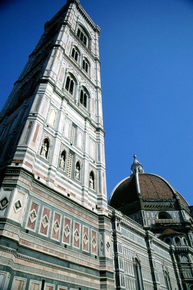 イタリア世界遺産、フィレンツェ、ドゥオーモ=サンタマリアデルフィオーレ大聖堂