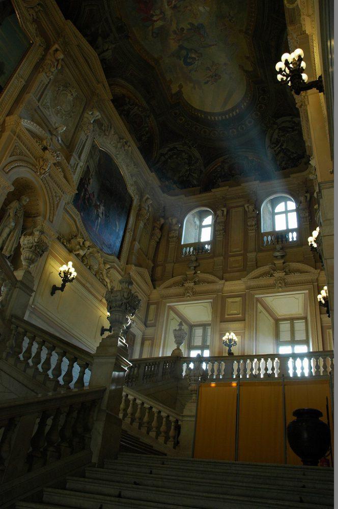 世界遺産Palazzo Reale=サヴォイア王家の王宮内部