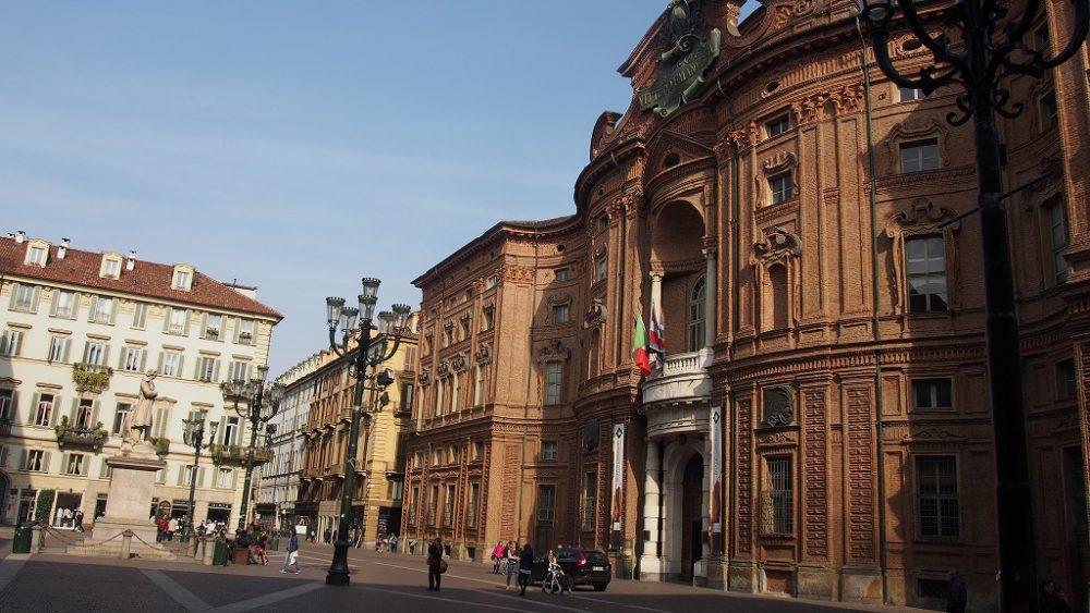 トリノ、エジプト博物館=museo egizio。ヨーロッパ屈指の古代エジプトコレクションがトリノで見られる。