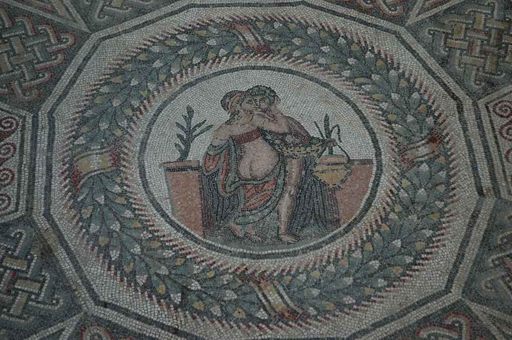 ピアッツアアルメリーナ シチリア世界遺産