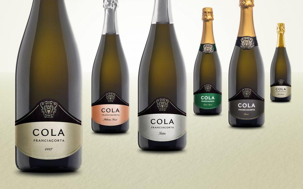 フランチャコルタ、スパークリングワイン。人気が出て輸出も伸びています。